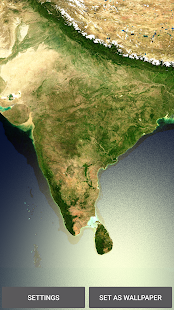 India from Space- screenshot thumbnail