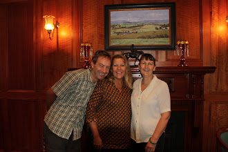 Photo: Year 2 Day 140 - Us Two With Diane, Yileena Vineyard's Owner
