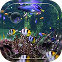 Fish Aquarium Live Wallpaper icon