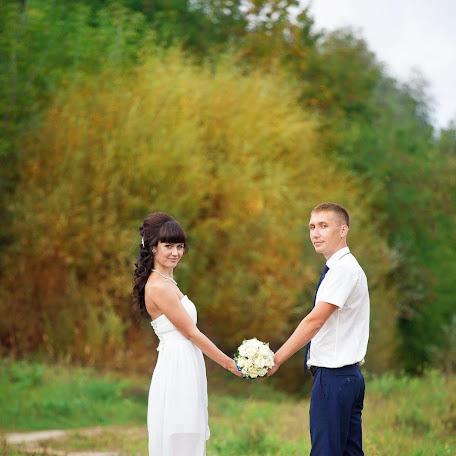 Wedding photographer Inna Konstantinova (inna198508). Photo of 29.10.2017
