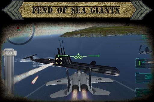F15空中砲手:冷凍阿拉斯加