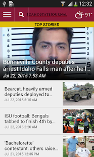 Idaho State Journal- screenshot thumbnail