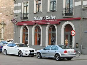 Photo: Suosikkikahvilamme Baltiassa: Double Coffee