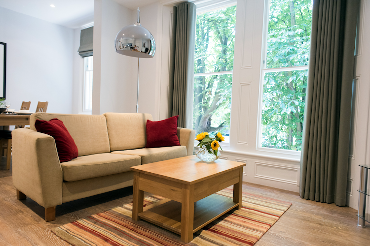 living space at Jubilee House