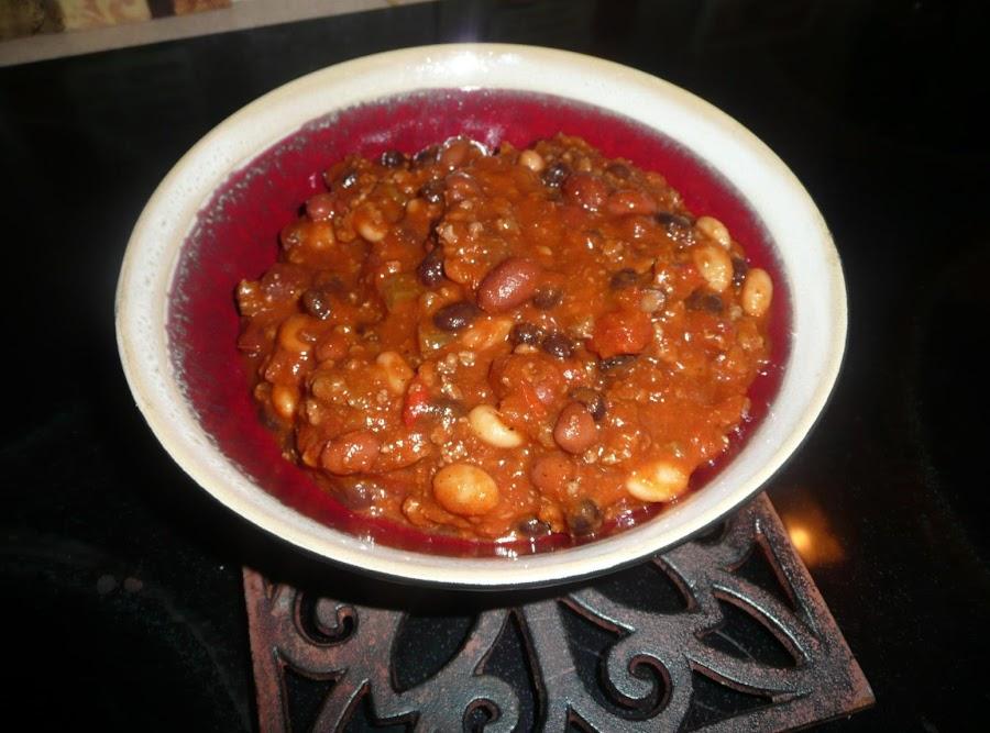 Test Kitchen Turkey Chili