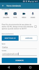 Projeto Vigilante screenshot 2