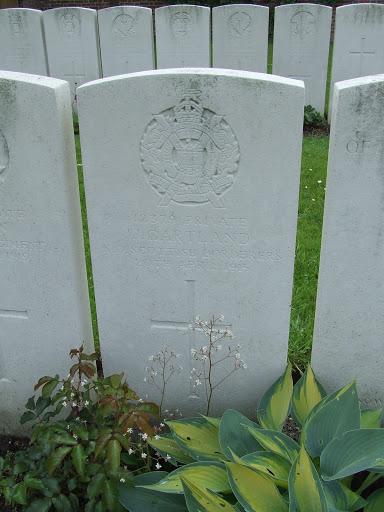James Gartland grave