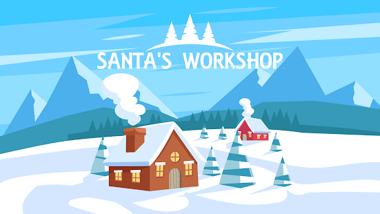 Santa's Workshop - náhled