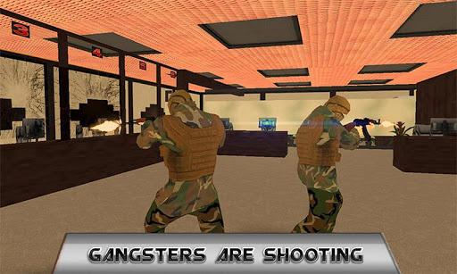 抢劫银行的犯罪洛杉矶警察