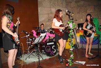 Photo: 28J Huesca. 26.06.2015 SELENE en concierto
