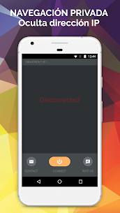 Hexatech VPN Premium: Seguridad y Privacidad WiFi 2