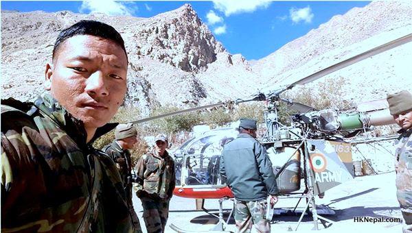 यि नेपाली युवाले कश्मीरमा यसरी ज्यान गुमाए…