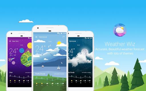 Weather Wiz: Accurate Weather Forecast & Widgets  screenshots 1