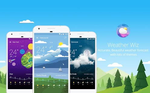 Weather Wiz: Accurate Weather Forecast & Widgets- screenshot thumbnail