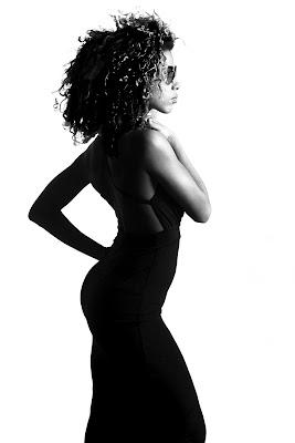 Melanie silhouette di massimo bertozzi