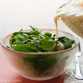 Creamy Tri-Pepper Salad Dressing.