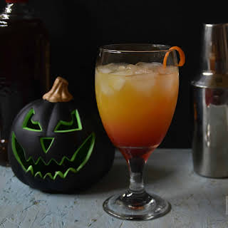 Mr. Hitchcock's Rum punch.