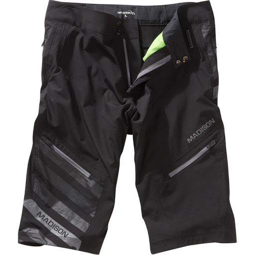 Custom Printed Flux Deluxe Cycling Shorts