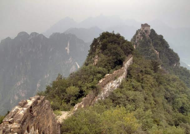 Grande Muralha da China em Jiankou