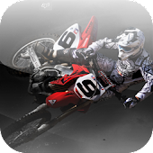 Motor Cross Keyboard Theme