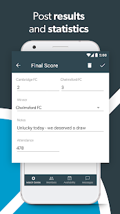 Pitchero Manager- screenshot thumbnail