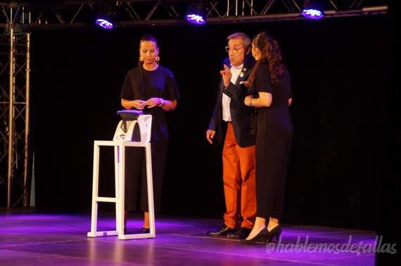 Presentación del Teatre Faller