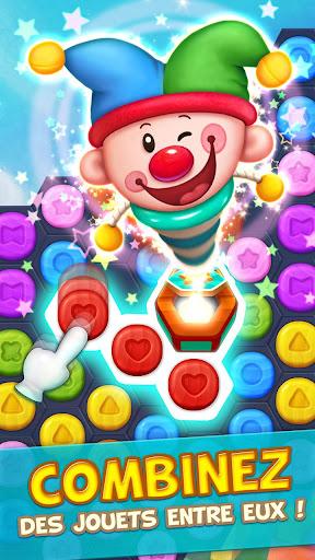 Toy Party: Jeu De Match 3 Dans Six Directions  captures d'écran 1