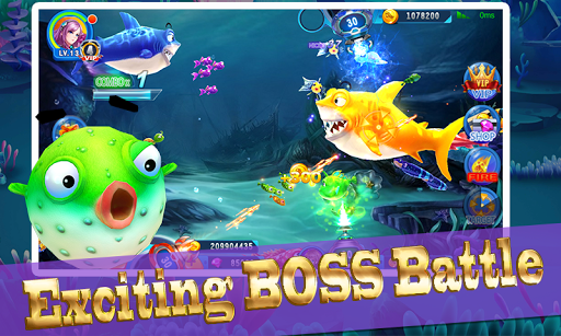 Fishing Arcade 3D - Best Arcade Fishing Game Ever 1 2