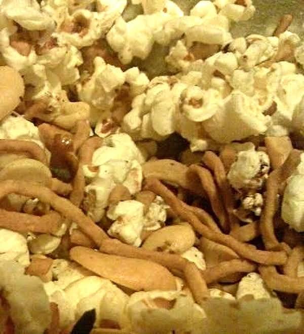 Chinese Style Popcorn Recipe