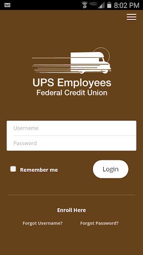 UPS EFCU MOBILE