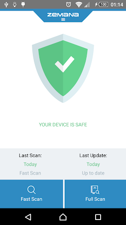 Zemana Antivirus & Security 1.6.6 screenshot 2092111