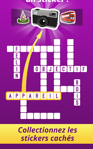 Code Triche One Clue Crossword APK MOD screenshots 3