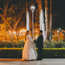 Wedding photographer Dandy Dominguez (dandydominguez). Photo of 02.10.2016