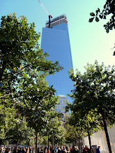 Photo: Growing Freedom Tower.
