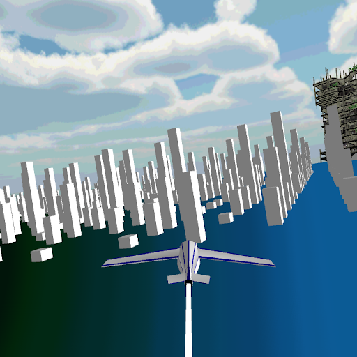 RC Drone Flying Simulator