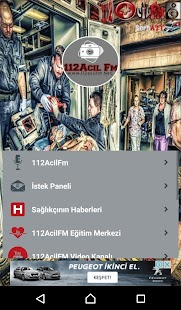 112AcilFm- screenshot thumbnail