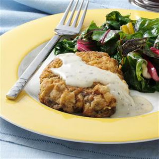 Country-Fried Steaks Recipe