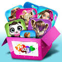 TutoPLAY - Best Kids Games in 1 App icon