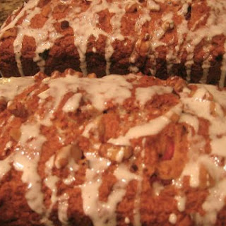 Cranberry Orange Walnut Loaf