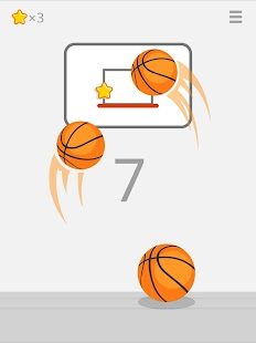 Ketchapp Basketball- screenshot thumbnail