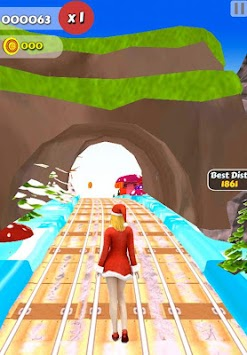 Subway Surf Daughter Run Rush