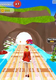 Subway Surf Daughter Run Rush