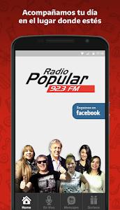 Radio Popular screenshot 1