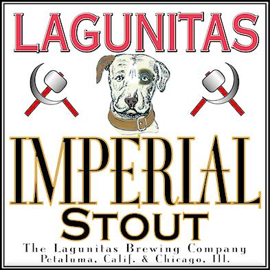 Logo of Lagunitas Imperial Stout