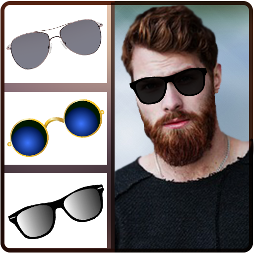 Fashion Glasses Photo maker