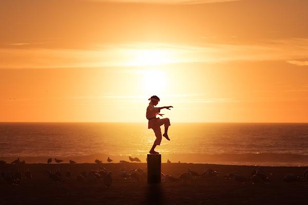 Karate Kid di Laura Benvenuti