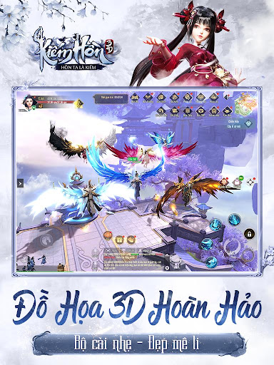 Kiu1ebfm Hu1ed3n 3D - Kiem Hon 3D  screenshots 19