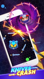 Knives Crash App Download For Android and iPhone 4