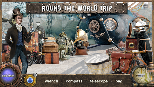 Hidden Object Games : Around The World in 80 Days cheat screenshots 1