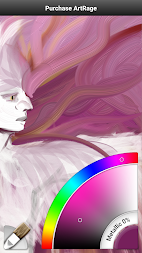 ArtRage Oil Painter Free APK screenshot thumbnail 12